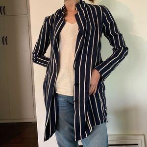Striped Blazer by Reformation